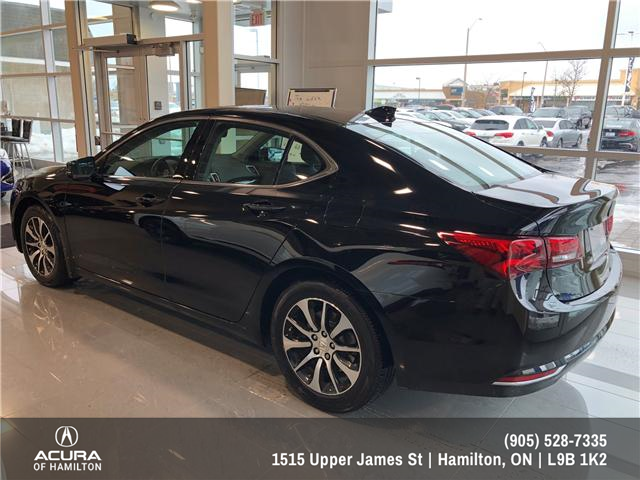 2017 Acura TLX Base (Stk: 1713270) in Hamilton - Image 3 of 10