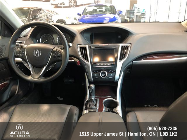 2017 Acura TLX Base (Stk: 1713270) in Hamilton - Image 7 of 10