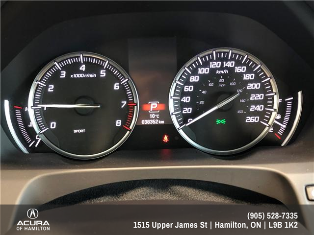 2017 Acura TLX Base (Stk: 1713270) in Hamilton - Image 8 of 10