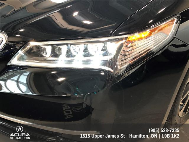 2017 Acura TLX Base (Stk: 1713270) in Hamilton - Image 10 of 10