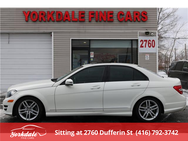 2012 Mercedes-Benz C-Class  (Stk: D0125) in North York - Image 2 of 23