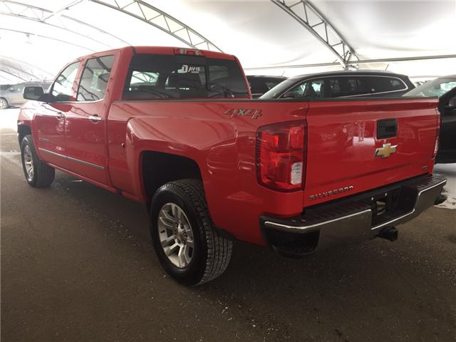 2018 Chevrolet Silverado 1500 1LZ (Stk: 172307) in AIRDRIE - Image 4 of 20