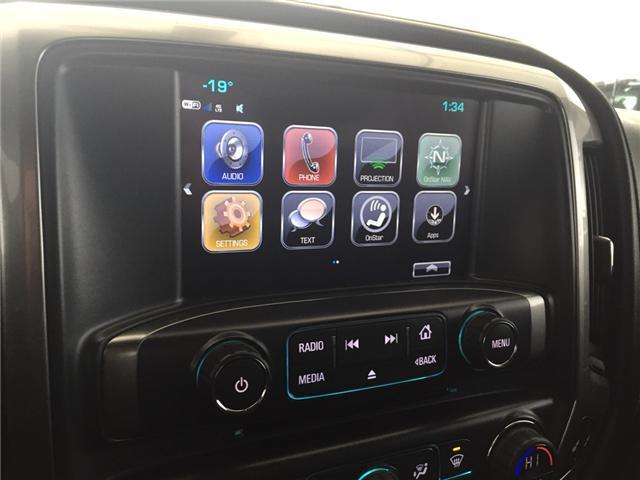 2018 Chevrolet Silverado 1500 1LZ (Stk: 172307) in AIRDRIE - Image 17 of 20