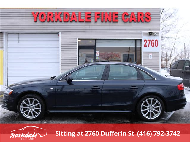 2015 Audi A4  (Stk: S3299) in North York - Image 2 of 24