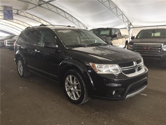2012 Dodge Journey R/T (Stk: 163223) in AIRDRIE - Image 1 of 20