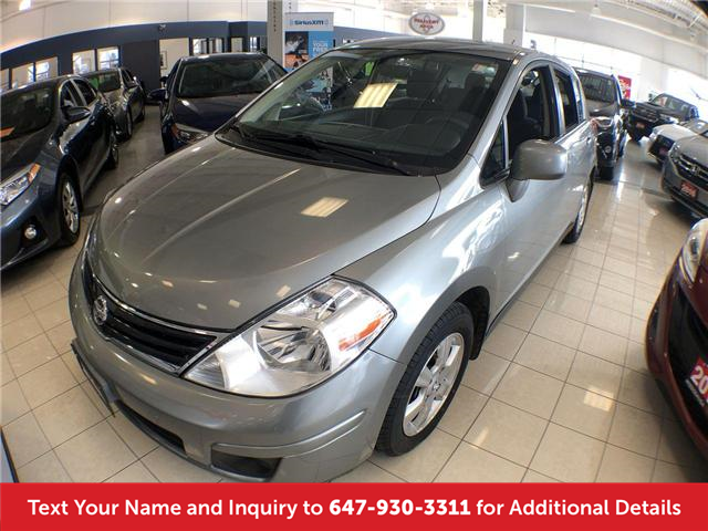 2012 Nissan Versa  (Stk: G3495A) in Mississauga - Image 1 of 15