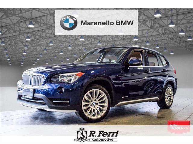 2015 BMW X1 xDrive28i (Stk: U8358) in Woodbridge - Image 1 of 22