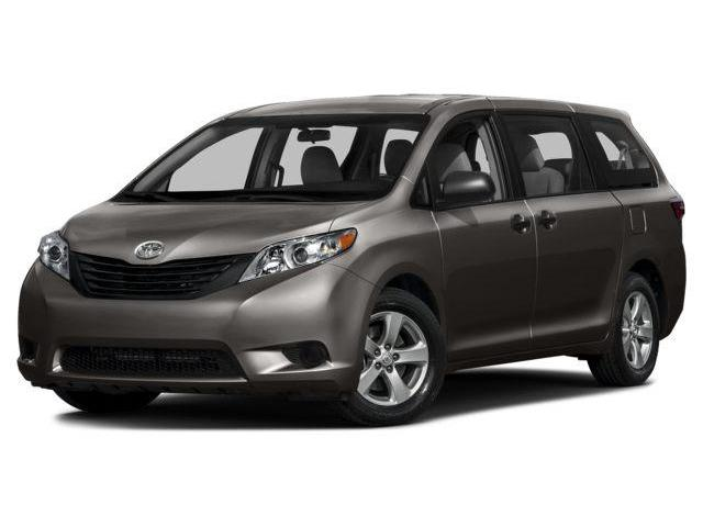 2017 Toyota Sienna  (Stk: 172616) in AIRDRIE - Image 1 of 10