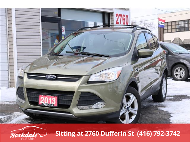 2013 Ford Escape SE (Stk: 1169) in North York - Image 1 of 22