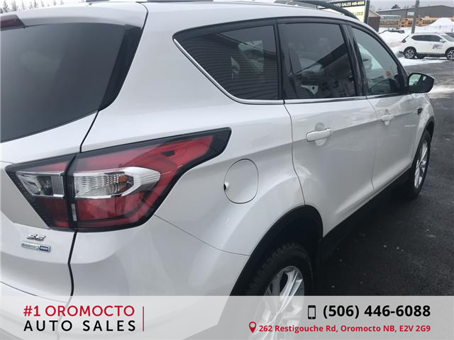 2017 Ford Escape SE (Stk: 059) in Oromocto - Image 9 of 15