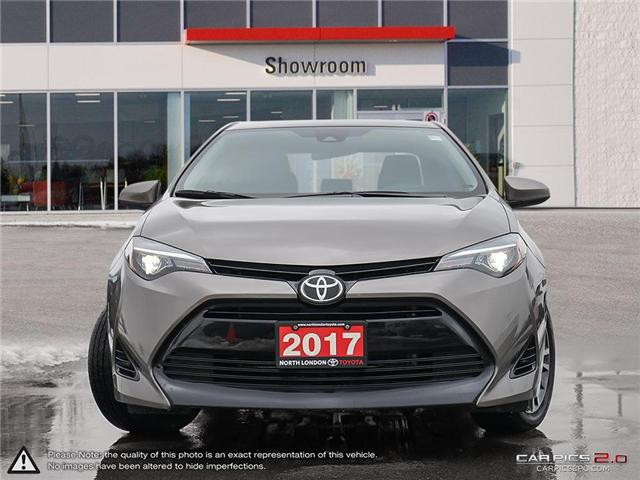 2017 Toyota Corolla LE (Stk: A219361) in London - Image 2 of 27
