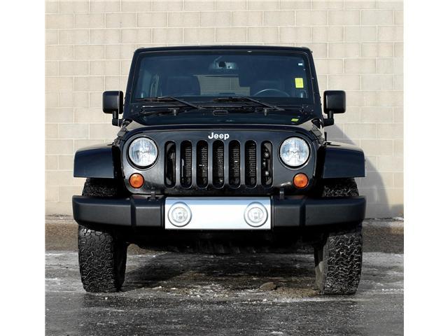 2013 Jeep Wrangler Unlimited Sahara (Stk: 67362B) in Saskatoon - Image 2 of 17