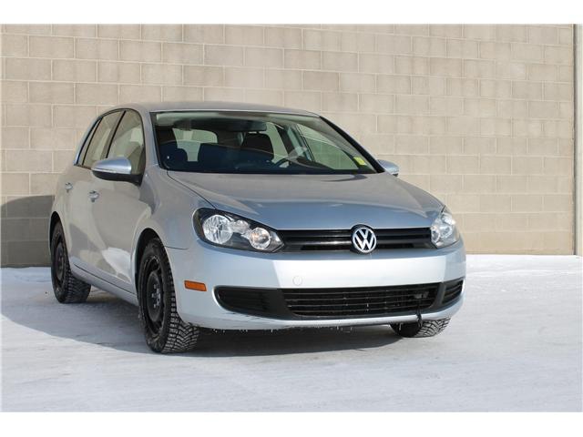 2013 Volkswagen Golf 2.5L Trendline (Stk: V7015A) in Saskatoon - Image 1 of 6