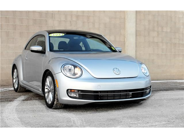 2013 Volkswagen Beetle 2.5L Highline (Stk: V7043A) in Saskatoon - Image 1 of 22