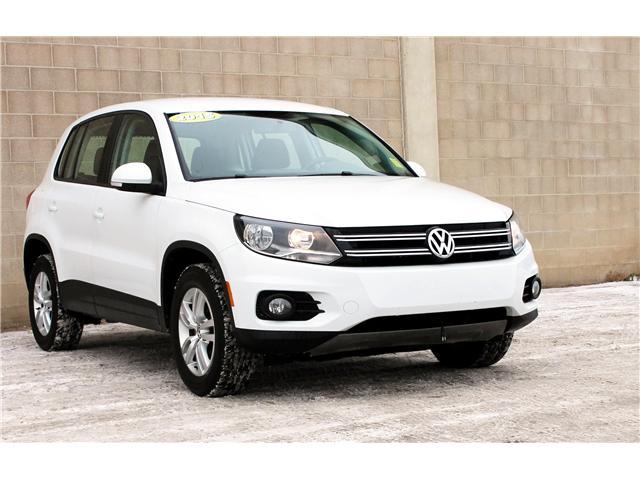2015 Volkswagen Tiguan Trendline (Stk: V7007B) in Saskatoon - Image 1 of 15