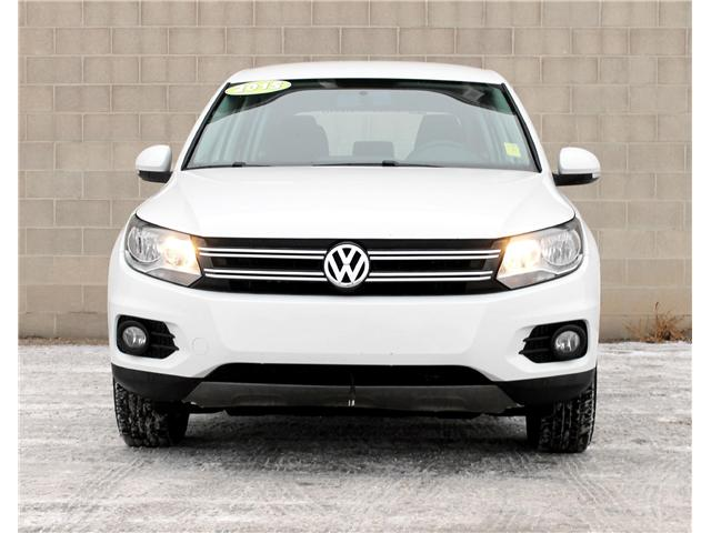2015 Volkswagen Tiguan Trendline (Stk: V7007B) in Saskatoon - Image 2 of 15
