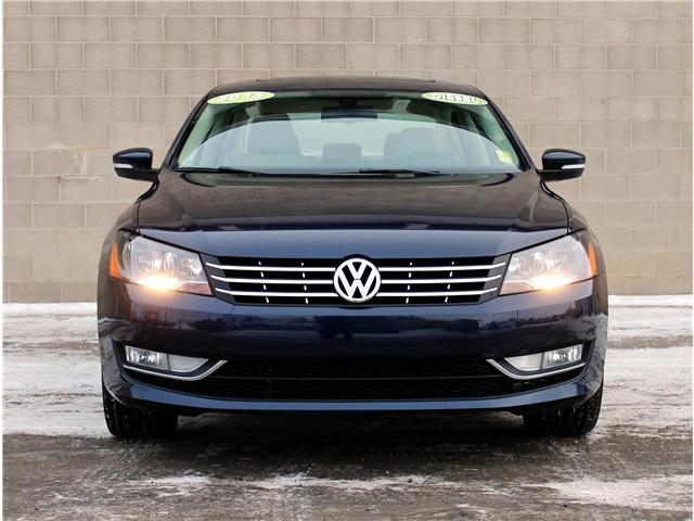 2015 Volkswagen Passat 2.0 TDI Highline (Stk: V7042) in Saskatoon - Image 2 of 21