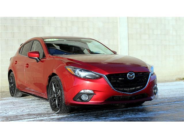 2016 Mazda Mazda3 GT (Stk: 68587A) in Saskatoon - Image 1 of 23