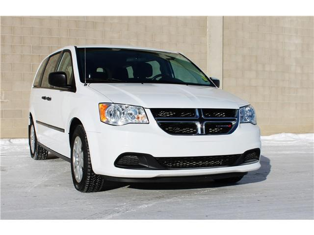 2017 Dodge Grand Caravan CVP/SXT (Stk: V7054) in Saskatoon - Image 1 of 16