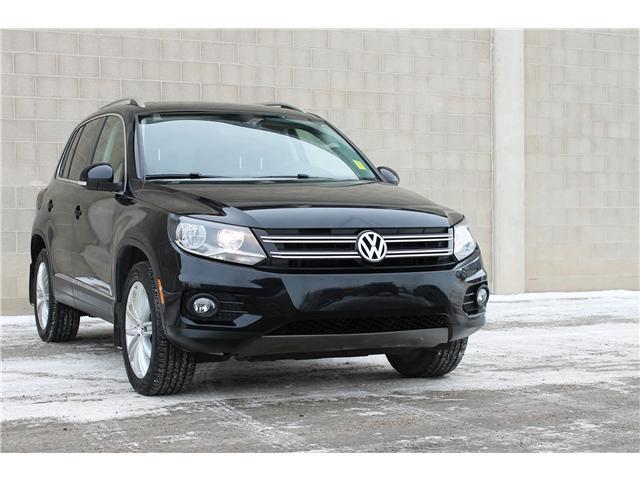 2017 Volkswagen Tiguan Comfortline (Stk: 68607A) in Saskatoon - Image 1 of 21