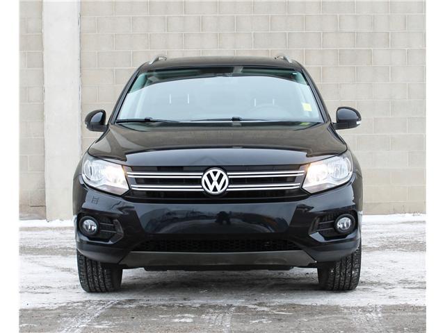 2017 Volkswagen Tiguan Comfortline (Stk: 68607A) in Saskatoon - Image 2 of 21