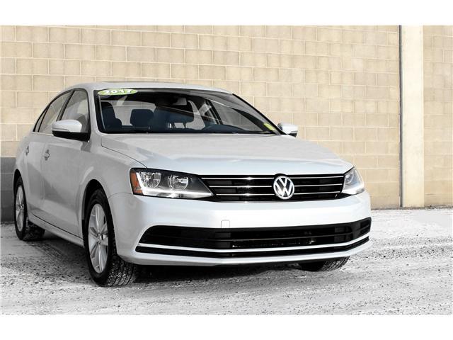 2017 Volkswagen Jetta Wolfsburg Edition (Stk: V7040) in Saskatoon - Image 1 of 17