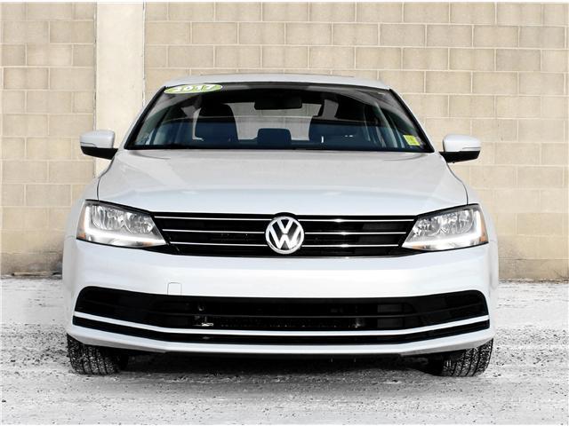 2017 Volkswagen Jetta Wolfsburg Edition (Stk: V7040) in Saskatoon - Image 2 of 17