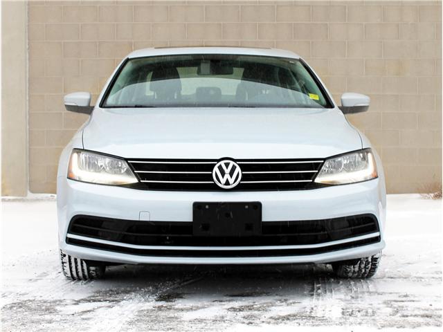 2017 Volkswagen Jetta Wolfsburg Edition (Stk: V7036) in Saskatoon - Image 2 of 17