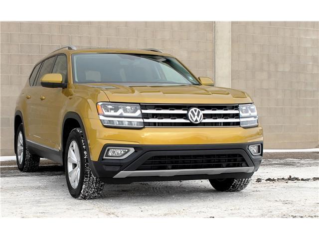 2018 Volkswagen Atlas 3.6 FSI Highline (Stk: 68623) in Saskatoon - Image 1 of 24