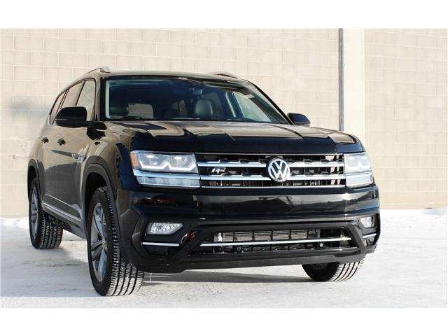 2018 Volkswagen Atlas 3.6 FSI Execline (Stk: 68621) in Saskatoon - Image 1 of 23
