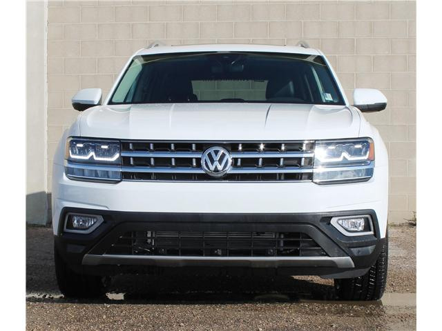 2018 Volkswagen Atlas 3.6 FSI Execline (Stk: 68149) in Saskatoon - Image 2 of 21
