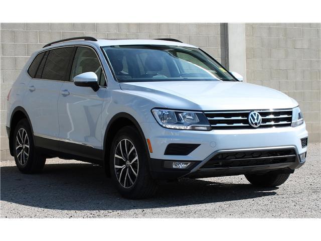 2019 Volkswagen Tiguan Comfortline (Stk: 69195) in Saskatoon - Image 1 of 22