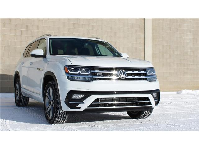2019 Volkswagen Atlas 3.6 FSI Execline (Stk: 69172) in Saskatoon - Image 1 of 23