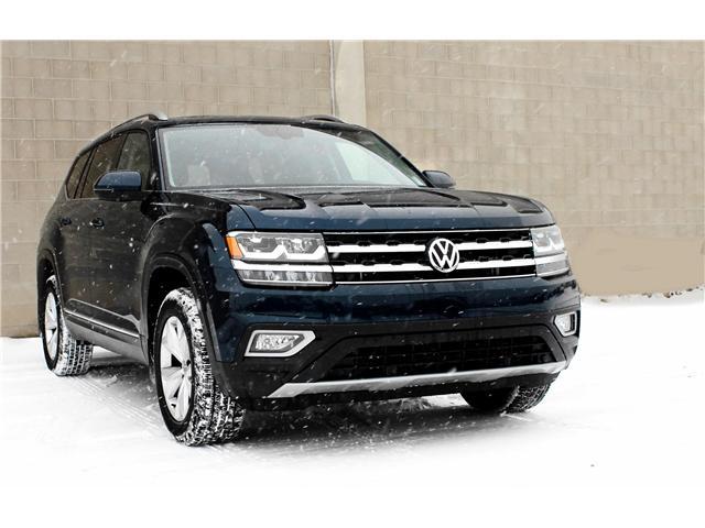 2019 Volkswagen Atlas 3.6 FSI Highline (Stk: 69170) in Saskatoon - Image 1 of 22