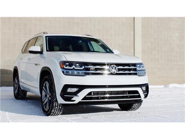 2019 Volkswagen Atlas 3.6 FSI Execline (Stk: 69154) in Saskatoon - Image 1 of 22