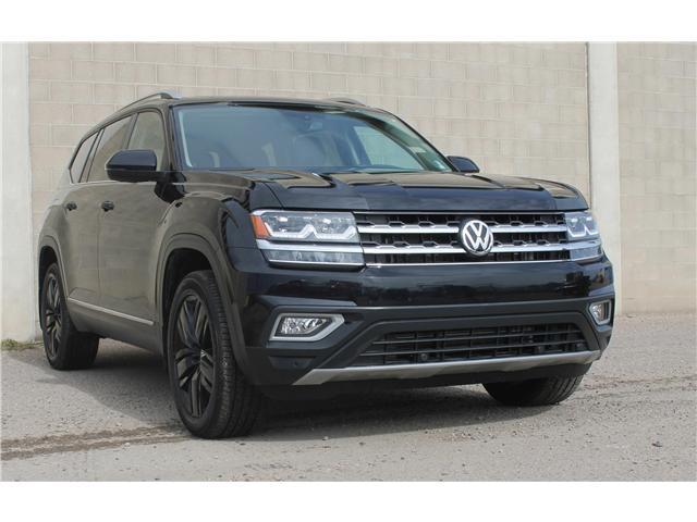 2019 Volkswagen Atlas 3.6 FSI Highline (Stk: 69153) in Saskatoon - Image 1 of 22