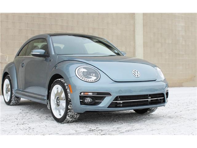 2019 Volkswagen Beetle Wolfsburg Edition (Stk: 69132) in Saskatoon - Image 1 of 22
