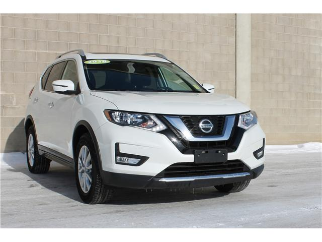 2018 Nissan Rogue SV (Stk: V7065) in Saskatoon - Image 1 of 18