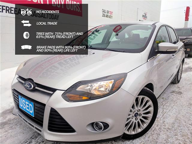 2012 Ford Focus Titanium (Stk: H100162A) in North Cranbrook - Image 1 of 16