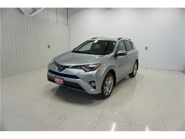 2017 Toyota RAV4 Limited (Stk: V19030A) in Sault Ste. Marie - Image 2 of 20