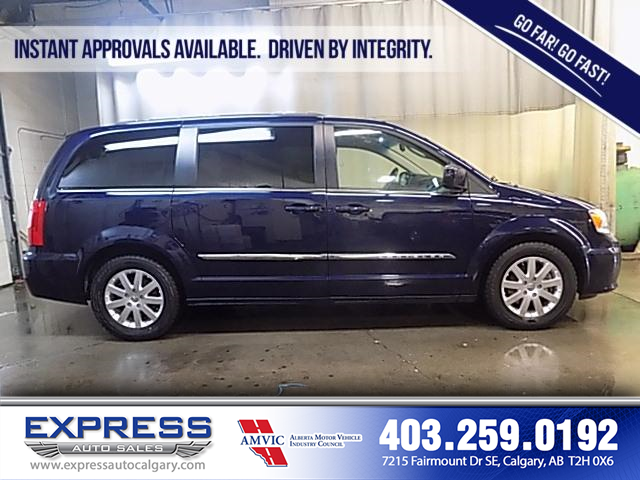 Town And Country Auto Sales >> Used Chrysler Town Country For Sale In Calgary Express