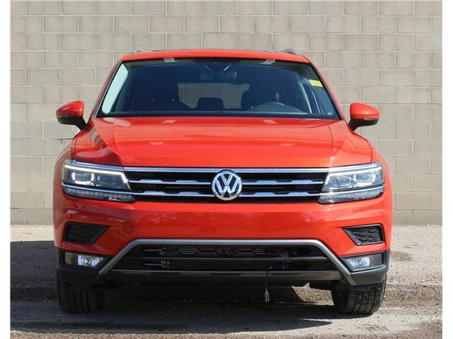 2018 Volkswagen Tiguan Highline (Stk: 68353) in Saskatoon - Image 2 of 21