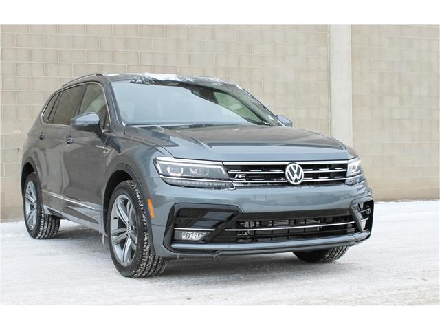 2019 Volkswagen Tiguan Highline (Stk: 69215) in Saskatoon - Image 1 of 21