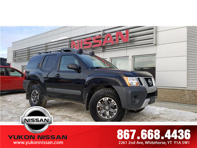 2015 Nissan Xterra PRO-4X (Stk: 9P4535A) in Whitehorse - Image 1 of 19