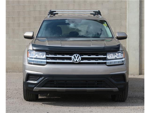 2018 Volkswagen Atlas 3.6 FSI Trendline (Stk: V7030) in Saskatoon - Image 2 of 19