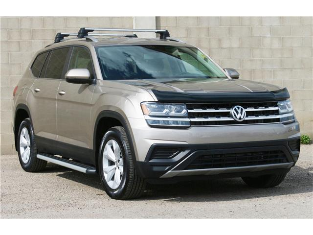 2018 Volkswagen Atlas 3.6 FSI Trendline (Stk: V7030) in Saskatoon - Image 1 of 19