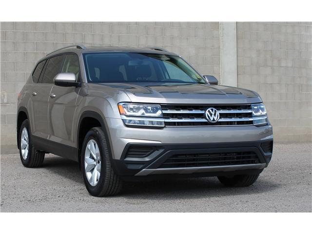 2018 Volkswagen Atlas 3.6 FSI Trendline (Stk: V7029) in Saskatoon - Image 1 of 20