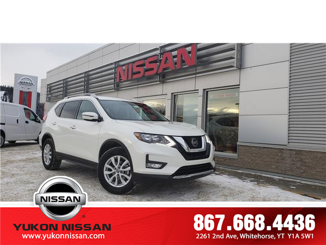 2018 Nissan Rogue SV (Stk: P1042) in Whitehorse - Image 1 of 18