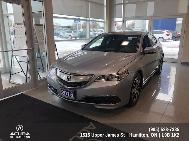 2015 Acura TLX Tech (Stk: 1513190) in Hamilton - Image 1 of 14