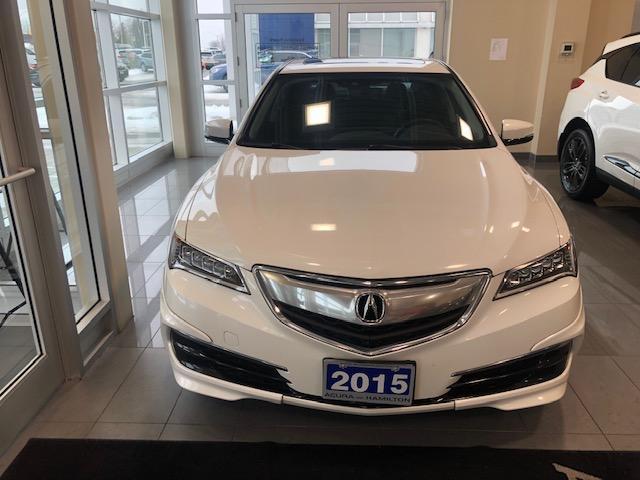 2015 Acura TLX Tech (Stk: 1513260) in Hamilton - Image 2 of 14